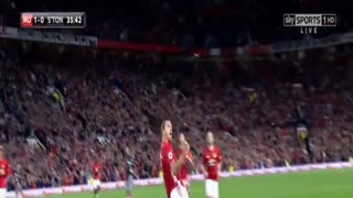 VIDEO: Ibrahimovic Amazing Header Goal - Video