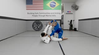 Spider Guard Sweep