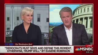 Trump calls Joe Scarborough Morning Psycho