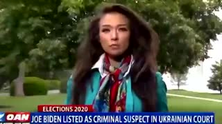 Biden named in Ukraine Corruption Scandal - SpunQ