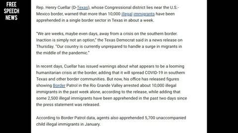 Gov. Cuomo has 2 More Accusers, Border Crisis is Right Now, AZ Shred Ballots