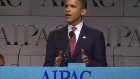 Obama calling Jerusalem capital of Israel