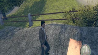Mafia 2 - Getting to a secret beach & getting through invisible walls (no cheats or mods were used)