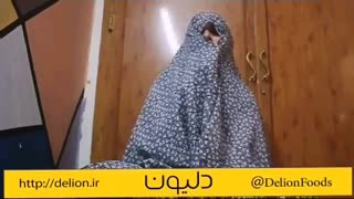 The most famous woman in Qom , Iran - Part 3 - Video