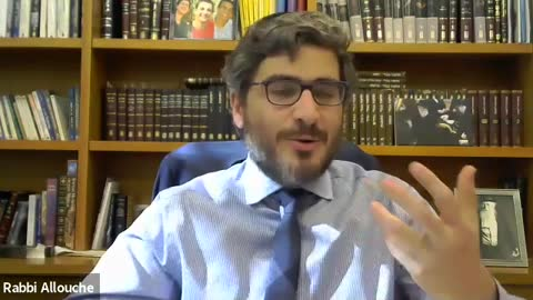 Interview with Rabbi Pichas Allouche on Politics and Culture