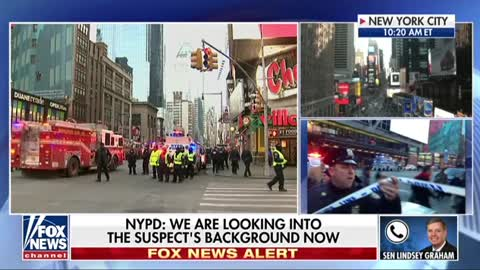 Graham on Suspected NYC Bomber: 'Reject the Law Enforcement Model'