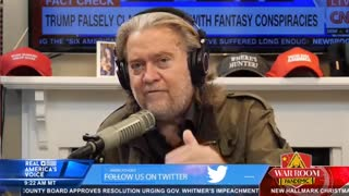 Steve Bannon: A constitutional crisis is coming. It's 1776 all over again.