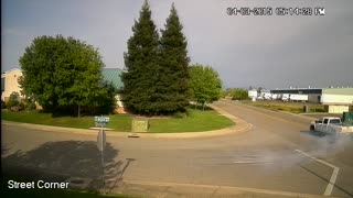 Chevy Burnout - Video