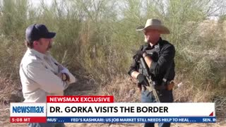 The Truth about the Border. Sebastian Gorka on the Gorka Reality Check on Newsmax.