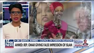 Dr. Qanta Ahmed believes Rep. Ilhan Omar is a disgrace to Islam