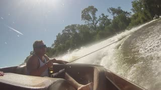 South Australia River Tubing - Video