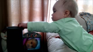 Amazon Echo Infant Review - Video