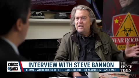 This Is The Only Fight That Matters - Steve Bannon on the 2020 Elections and China's Infiltration