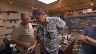 Sons of Guns: Ted Nugent Visit