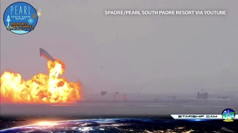 SpaceX Starship rocket nails landing, then explodes