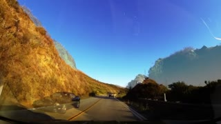 Drive-Lapse: The California Coast - Video
