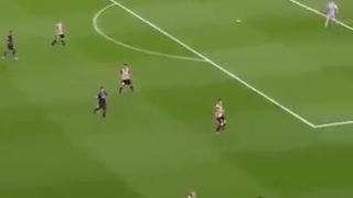 Messi against Bilbao - Video