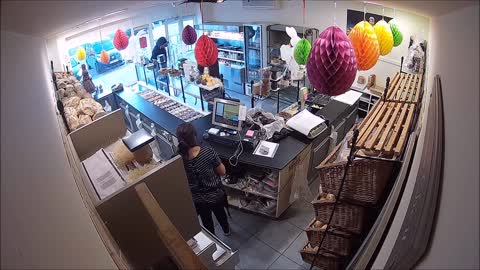 Bakery Robbery Goes Wrong