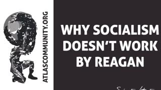Ronald Reagan on why socialism doesnt work