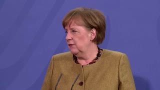 Pandemic not over until world is vaccinated- Merkel