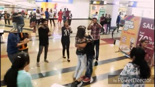 Beautiful Flash Mob Turns Into A Romantic Marriage Proposal - Video