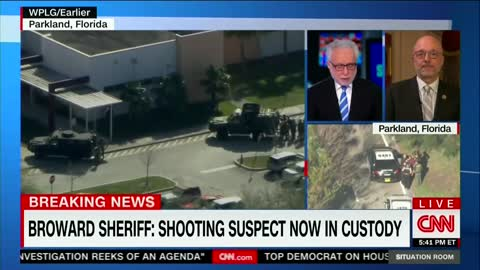 CNN Analyst Breaks Down After School Shooting: 'A Child of God Is Dead'