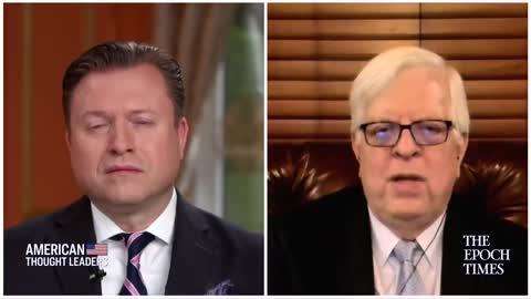 We're Living in a Gigantic Lie - Dennis Prager Talks Free Speech - American Thought Leaders