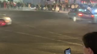 Burnouts Take over Bay Area Intersection