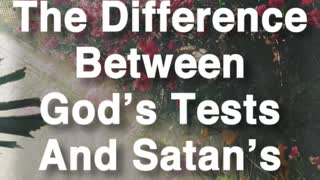 God Doesn't Tempt Us - Video