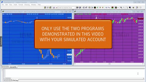 TradeStation EasyLanguage tutorial 164   How to buy 1 tick above the previous bar high