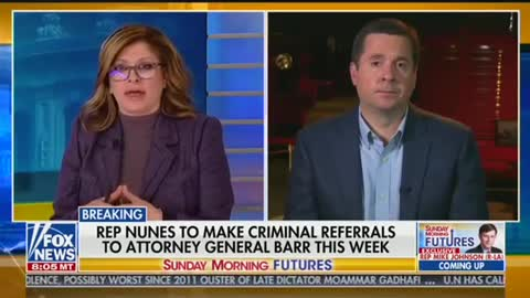 Nunes ready with 8 criminal referrals
