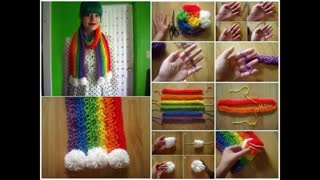 11 DIY Easy Scarfs Ideas