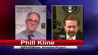 Election Fraud 2020. Phill Kline with Sebastian Gorka