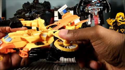 REVIEW CiiC Transformers CHUG VOYAGER and NOT Sandstorm
