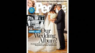 Clooney's wedding pics revealed - Video