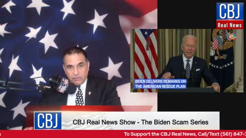 CBJ Real News Show (Part 132): Shots in Arms, Money in Pockets