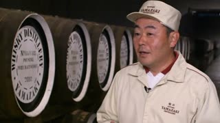 Japan claims whisky crown - Video