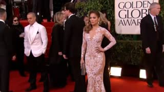 It's 45 candles for Jennifer Lopez - Video
