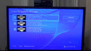 How to simply upgrade your PS4 hard drive