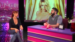Pussycat Doll Jessica Sutta: Look at Huh on Hey Qween with Jonny McGovern - Video