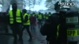 Protests and Riots in France