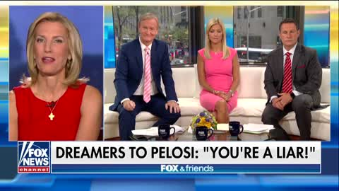 Ingraham To Pelosi - That's What Happens To Conservatives On College Campuses