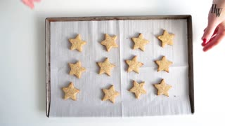 Grain-Free No-Puff Sugar Cookies - Video