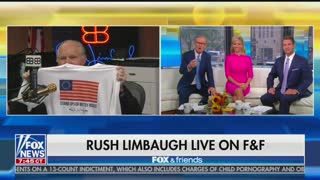 Rush Limbaugh talks about census