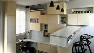 Beautiful Micro Apartments Design Ideas