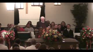 Funeral - Buddy Moore, 2014
