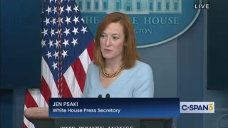 Psaki On Joe biden impeachment silence