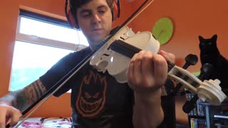 Uncharted - Nate's Theme Cover - Video