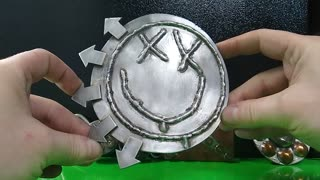 Custom Blink 182 Belt buckle (Mega huge)