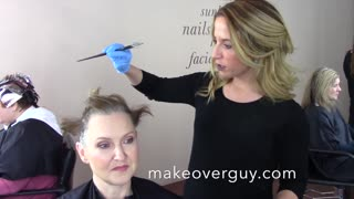 MAKEOVER: It Feels Fabulous, by Christopher Hopkins, The Makeover Guy® - Video
